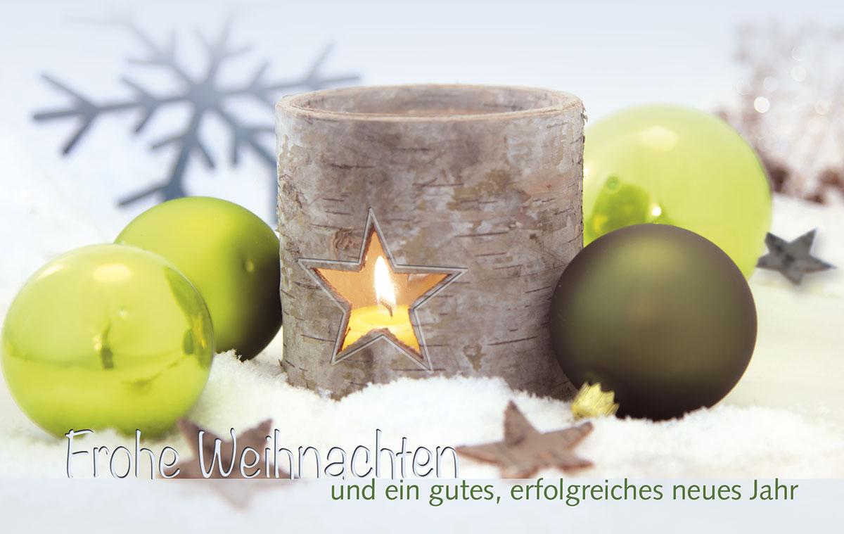 Holz Weihnachtskarten.Teelicht Und Holz Weihnachtskarten Vom Weihnachtskartenshop Der