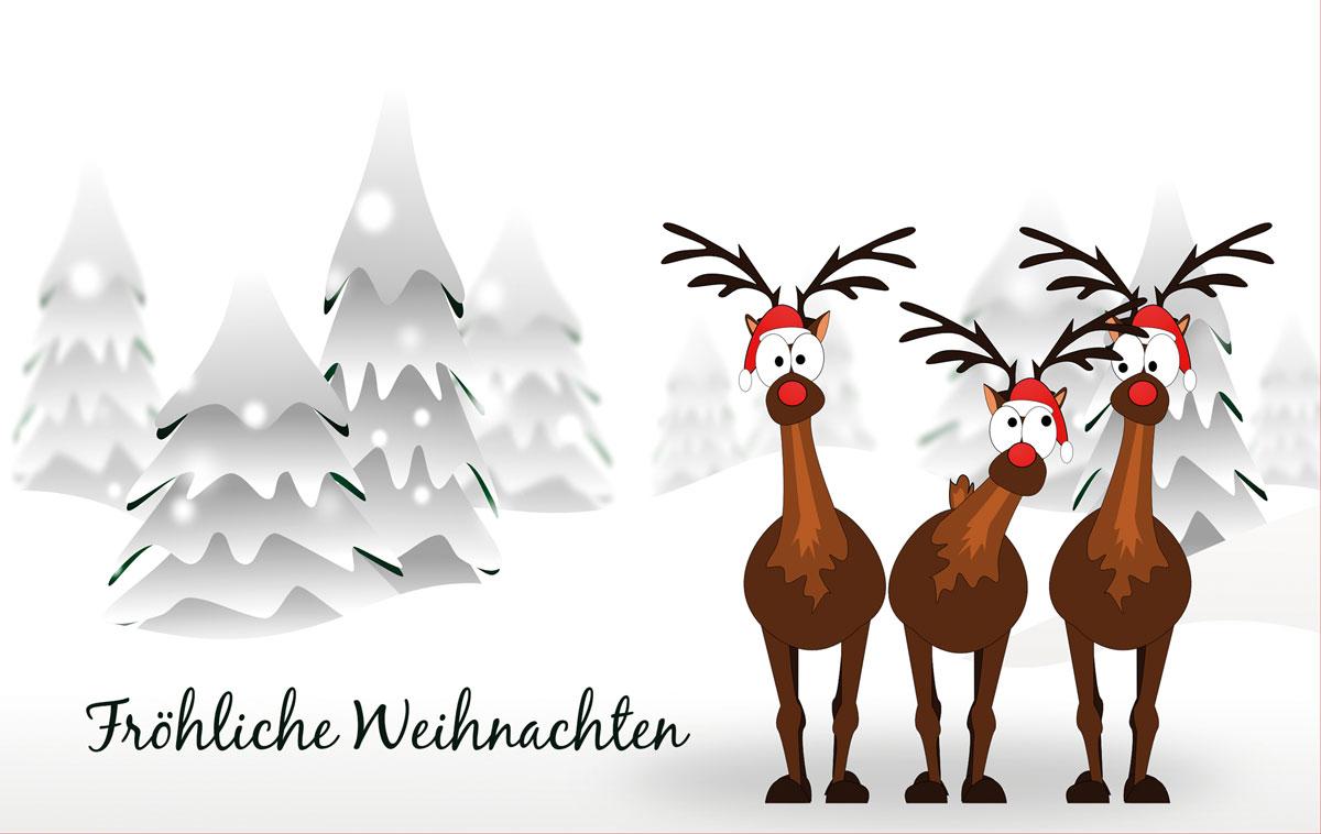 Weihnachtskarten Clipart.Lustige Gesellen Weihnachtskarten Vom Weihnachtskartenshop Der