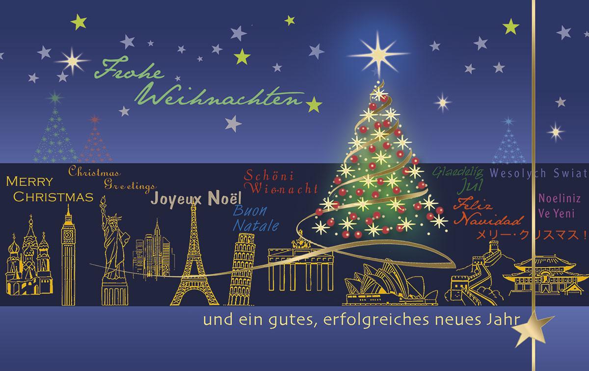 weihnachtsgr e weltweit weihnachtskarten vom. Black Bedroom Furniture Sets. Home Design Ideas