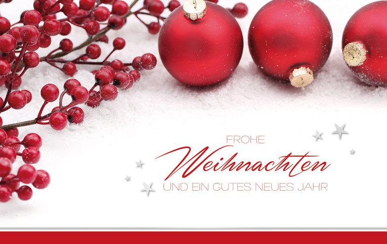 Rote Weihnachtskarten.Rote Weihnachtskarten Weihnachtskarten 2017 Vom