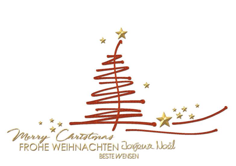 Weihnachtskarten Exklusiv.Geprägte Weihnachtskarten Weihnachtskarten 2017 Vom