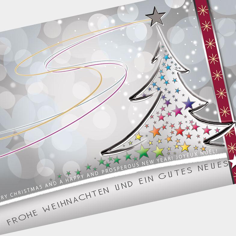 weihnachtskarten und gru karten f r firmen. Black Bedroom Furniture Sets. Home Design Ideas