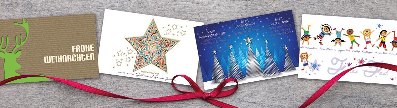 Weihnachtskarten Spende.Weihnachtskarten Und Grußkarten Für Firmen Weihnachtskartenshop